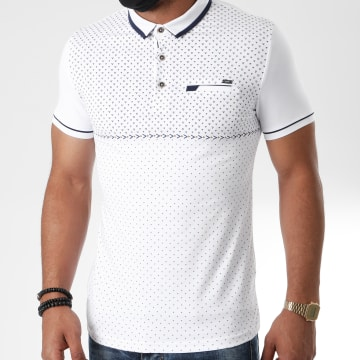 Classic Series - Polo Manches Courtes 2871 Blanc