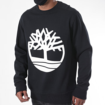 Timberland - Sweat Crewneck Core Logo A2BJ8 Noir