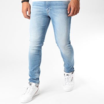Tommy Jeans - Jean Skinny Simon 8233 Bleu Denim