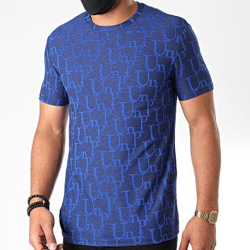Uniplay - Tee Shirt UY505 Bleu Roi