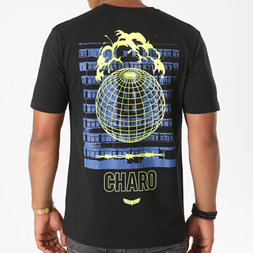 Charo - Tee Shirt End World Noir