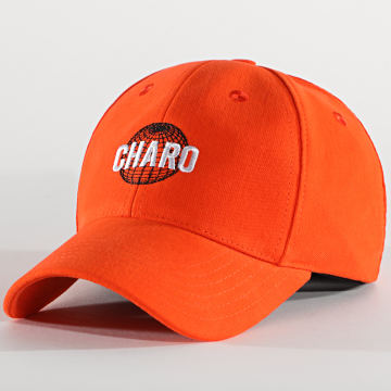 Charo - Casquette Charo Orange