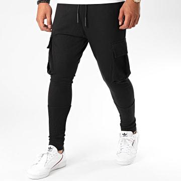 Ikao - Pantalon Jogging F939 Noir