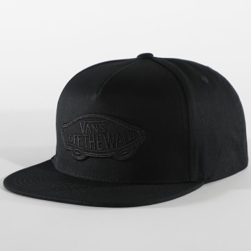 Vans - Casquette Snapback Classic Patch Noir