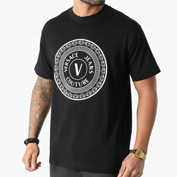 Versace Jeans Couture - Tee Shirt B3GZA7TJ-30319 Noir