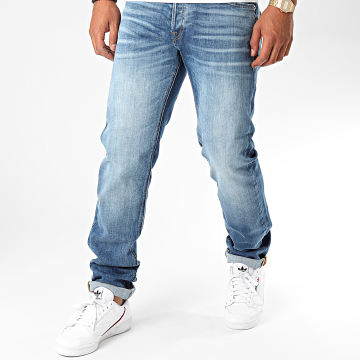 Jack And Jones - Jean Mike Original Bleu Denim