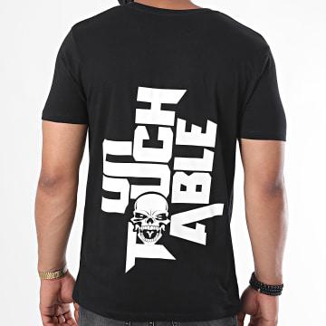 Untouchable - Tee Shirt Logo 2020 Noir