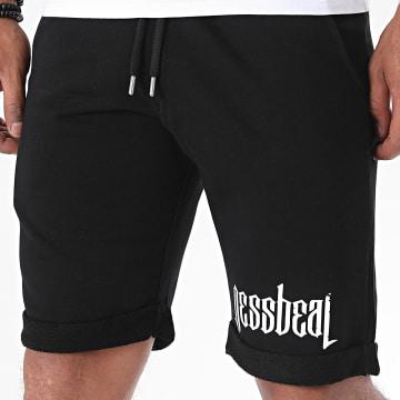 Nessbeal - Short Jogging Logo Noir