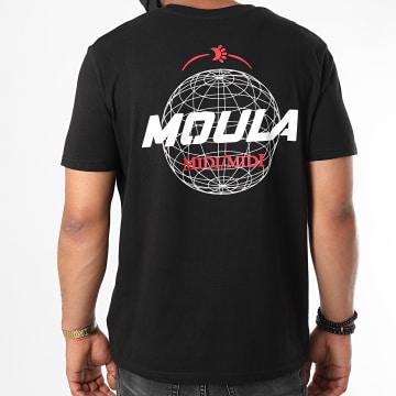 Heuss L'Enfoiré - Tee Shirt Moula Noir