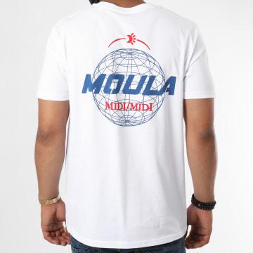 Heuss L'Enfoiré - Tee Shirt Moula Blanc