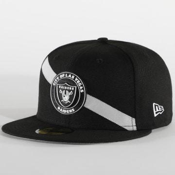New Era - Casquette Fitted 59Fifty Las Vegas Raiders 60068531 Noir