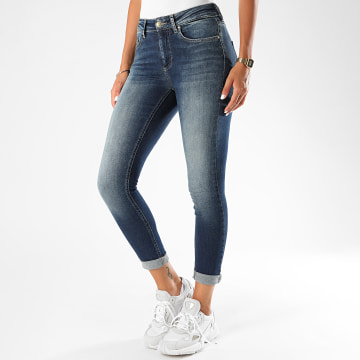 Only - Jean Skinny Blush Life Bleu Denim