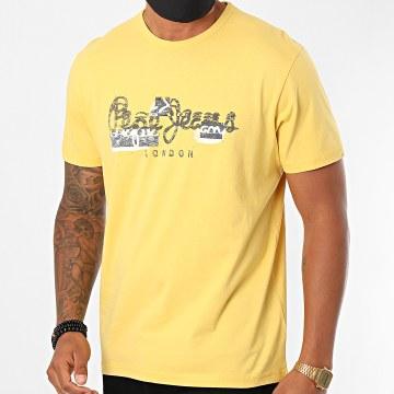 Pepe Jeans - Tee Shirt Salomon PM507272 Jaune