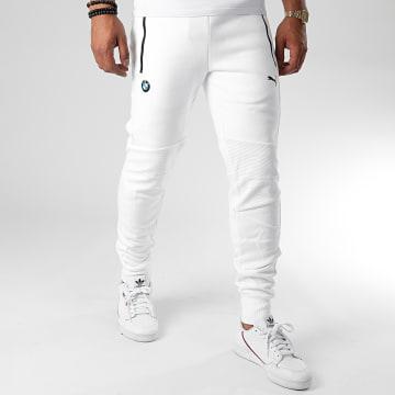 Puma - Pantalon Jogging BMW Motorsport 598002 Blanc