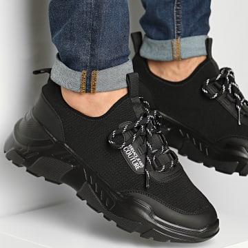 Versace Jeans Couture - Baskets Linea Fondo Speed E0YZASC3 Black