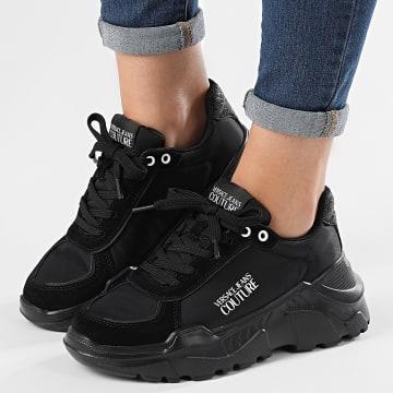 Versace Jeans Couture - Baskets Femme Linea Fondo Speed E0VZASC1 Black