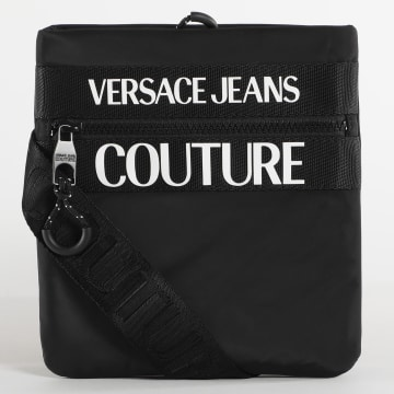 Versace Jeans Couture - Sacoche Linea Macrologo E1YZAB64 Noir