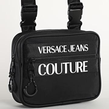 Versace Jeans Couture - Sacoche Linea Macrologo E1YZAB66 Noir