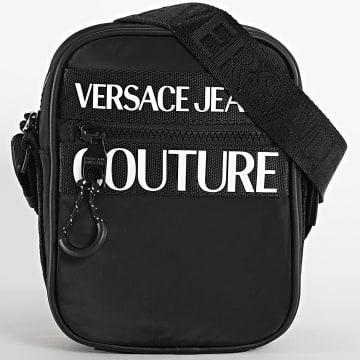 Versace Jeans Couture - Sacoche Linea Macrologo E1YZAB69 Noir