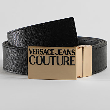 Versace Jeans Couture - Ceinture Linea Uomo Dis F32 D8YZAF32-71638 Noir Doré