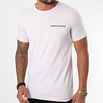 Calvin Klein - Tee Shirt Institutional Chest 5245 Mauve