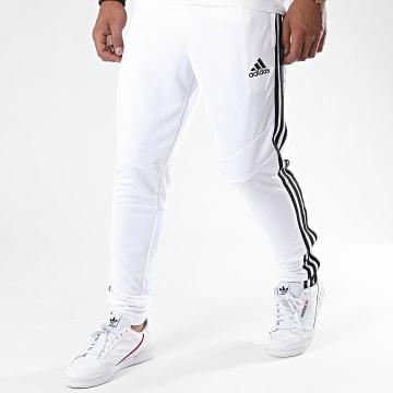 Adidas Performance - Pantalon Jogging A Bandes Tiro16 DZ8767 Ecru