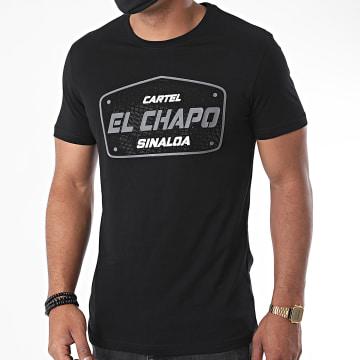 Classic Series - Tee Shirt Strass TS22-90 Noir