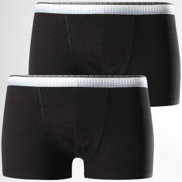 Dim - Lot De 2 Boxers Absolu Fit D09B6 Noir