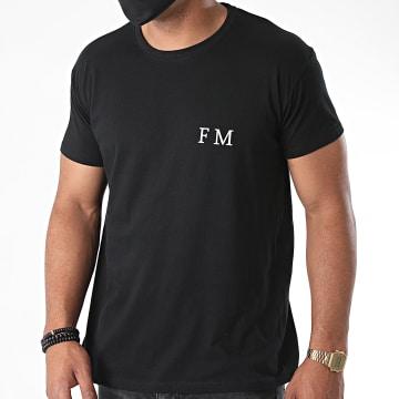 La Franc-Manesserie - Tee Shirt FM Noir