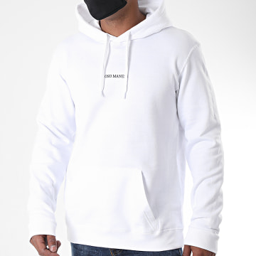 La Franc-Manesserie - Sweat Capuche Soso Maness Blanc