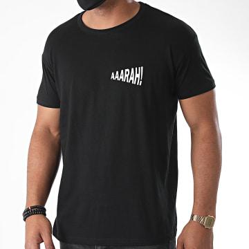 La Franc-Manesserie - Tee Shirt Aaarah Noir