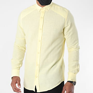 Classic Series - Chemise Manches Longues 2091 Jaune