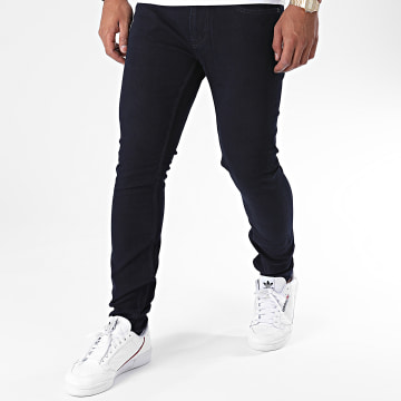 Only And Sons - Jean Skinny Warp 6740 Bleu Brut