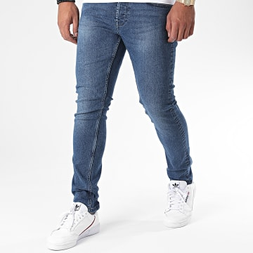 Only And Sons - Jean Slim Loom 3458 Bleu Denim