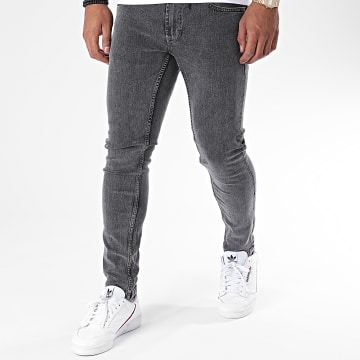 Only And Sons - Jean Skinny Warp 6743 Gris