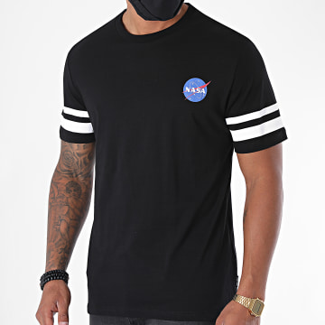 Only And Sons - Tee Shirt NASA Noir