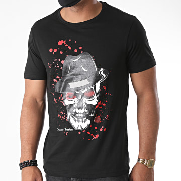 Paname Brothers - Tee Shirt Tag Noir