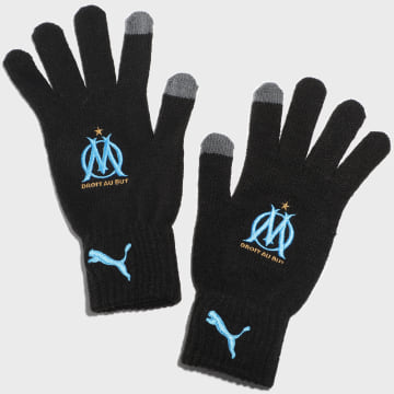 Puma - Gants OM Knit Player 041685 Noir