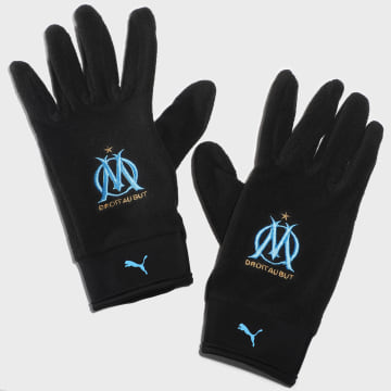 Puma - Gants OM Team Liga21 Winter 041685 Noir