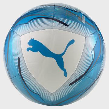 Puma - Ballon De Foot Olympique De Marseille 083392 Blanc Bleu