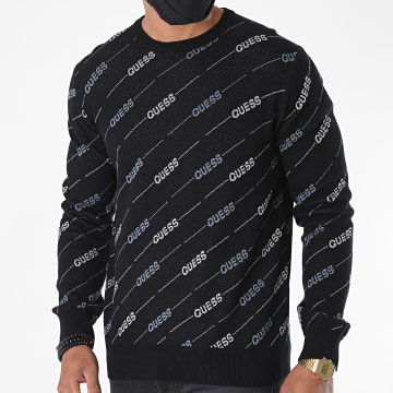 Guess - Sweat Crewneck M0YR58-Z2O90 Noir