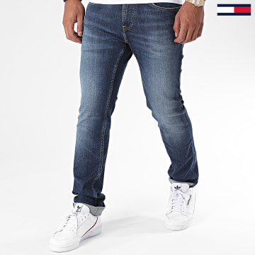 Tommy Jeans - Jean Slim Scanton 8222 Bleu Denim
