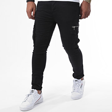 Project X - Jean Slim 2090022 Noir