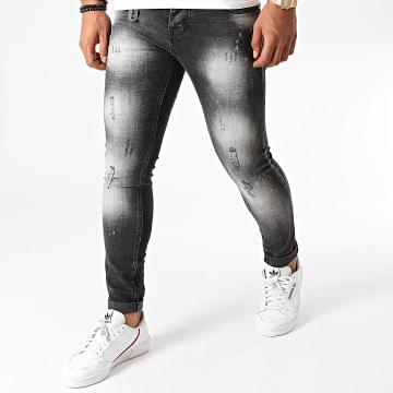Uniplay - Jean Skinny 308 Noir
