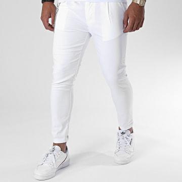 Uniplay - Pantalon Chino PU903 Blanc