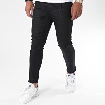 Uniplay - Pantalon Chino PU903 Noir