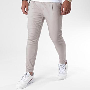 Uniplay - Pantalon Chino PU903 Beige