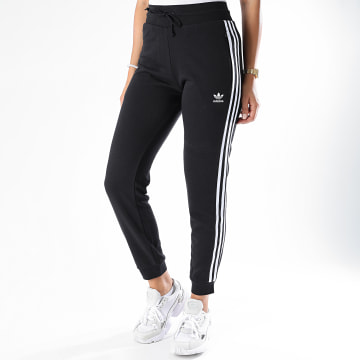 Adidas Originals - Pantalon Jogging Slim A Bandes GD2255 Noir