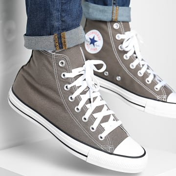 Converse - Baskets Chuck Taylor All Star Classic High Top 1J793 Charcoal