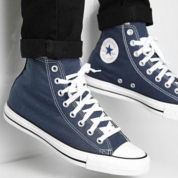 Converse - Baskets Chuck Taylor All Star Classic High Top M9622 Navy